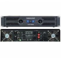 American Audio Vlp-1500 Amplificador De Poder Vlp1500