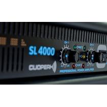 Amplificador Poder Couperh Sl 4000 Nuevo
