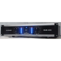 Amplificador Musysic Sys-4500 Professional