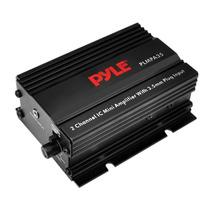 Tb Amplificador P/ Auto Pyle Plmpa35 2-channel 300-watt