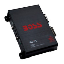 Tb Amplificador P/ Auto Boss Audio R1004 Riot 400-watts