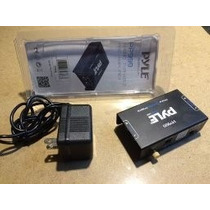 Preamplificador Para Tornamesa Pyle Pp999 Ultra Compacto