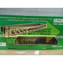 Separador De Frecuencias *crossover 3v Dxr012225