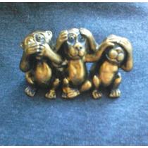 Poderoso Amuleto 3 Monos Para Este Año 2016 El Año Del Mono!