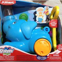 Elefante Cazabolitas Playskool Poppin Park