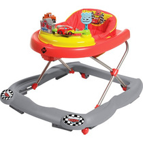 Andadera Portatil Para Niño Disney Cars Rayo Mcqueen