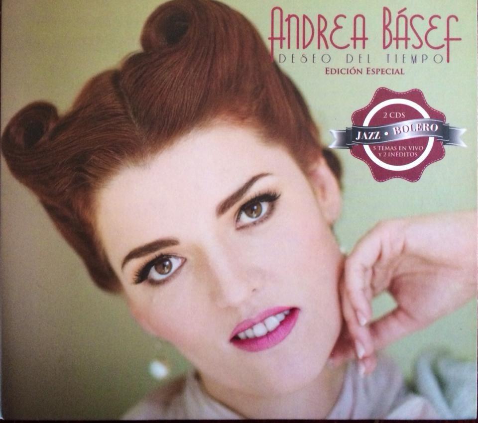 Deseo Del Tiempo Andrea Basef Andrea Basef / Deseo Del