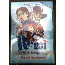 Remi La Serie Completa En Dvd, Nueva Original, 6 Discos Lbf