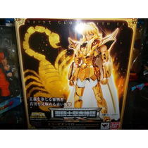 Milo De Escorpion Ex Oce Bandai Saint Seiya