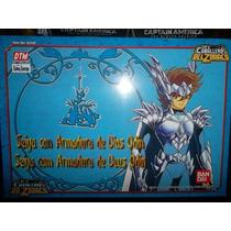 Odin Seiya Vintage Saint Seiya Bandai Dtm