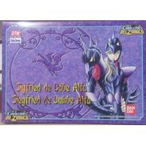 Caballero Sigfried Doble Alfa Saga De Asgard Vintage Bandai