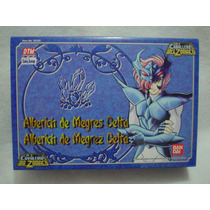 Delta Alberich Bandai Caballeros Del Zodiaco Asgard Vintage