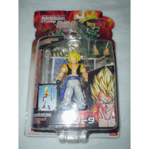Gogeta Y Trunks Dragon Ball Z Hybrid Action Bandai