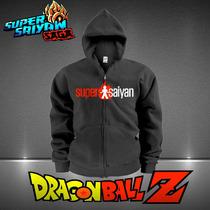 Sudadera Super Saiyajin (logo) Dragon Ball Z