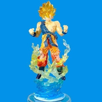 Dragon Ball Z Super Saiyan Goku Vs Freezer De Bandai Oferta