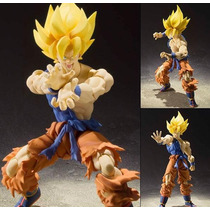 Goku Warrior Awakening Dragon Ball Z Figuarts Bandai