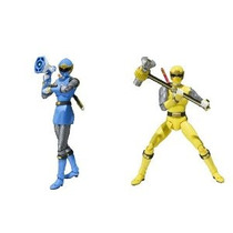 Bandai Naciones Tamashii S.h. Figuarts Viento Rangers Power
