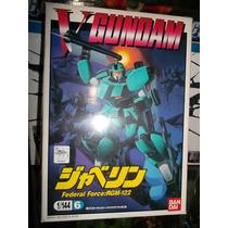 V Gundam Federal Force 1/144 Model Kit Bandai Gundam