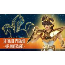 Seiya De Pegaso 40 Aniversario Myth Cloth Ex Envio Gratis