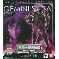 Saga Geminis Sapuri Ex Myth Cloth Jp Saint Seiya