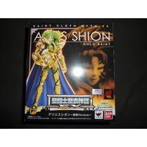Shion De Aries Ex Myth Cloth Bandai