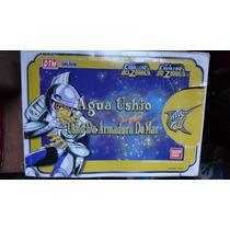 Caballeros Del Zodiaco Agua Ushio Bandai Vintage