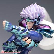 Maestro Crystal Myth Cloth Jp Caballero Plata Bandai Zodiaco