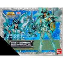 Caballeros Del Zodiaco Myth Cloth Dragon Shiryu God