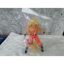 Goku Fases + Muñeco De Maqueta Dragon Ball