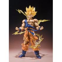 Super Saiyan Goku Dragon Ball Z Figuarts Zero Bandai