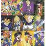 Coleccion De Arte Visual De Dragon Ball Z Mod S1 12 Cromos