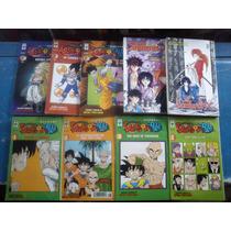 Lote De Mangas De Dargon Ball De Editorial Vid Envio Gratis