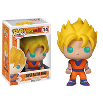 Super Sayayin Funko Pop Dragón Ball Z