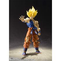 Preventa Resurtido S.h Figuarts Goku Super Saiyan Warrior