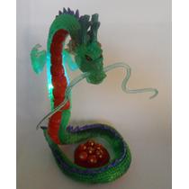 Dragon Ball Shenlong Plastico 23 Cm Con Esferas Con Luz !!!!