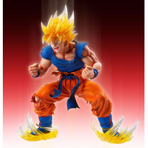 Dragon Ball Z Kai: Super Saiyan Son Goku Ver.2 En Mano