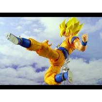 Sh Figuarts Goku Super Saiyan 1 Bandai Jp Nueva Sellada