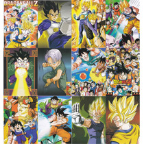Coleccion De Arte Visual De Dragon Ball Z Mod S2 12 Cromos
