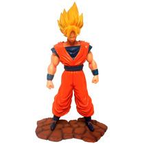 Goku Super Sayayin Veguito Dragon Ball Z Figura 40cm