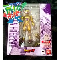 Gold Freezer Dorado Figuarts Dragon Ball Dam Goku