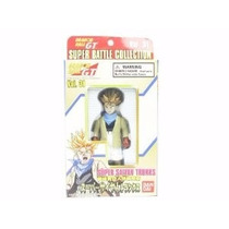 Super Battle Collection #31: Trunks Super Saiyan By Bandai