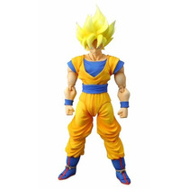 Super Saiyan Son Goku Dragon Ball Z Bandai Tamashii Nations