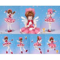 S.h.figuarts Sakura Card Captor Kinomoto Bandai Tamashii
