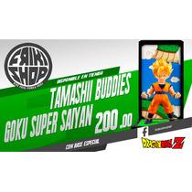 Tamashii Buddies Super Saiyan Goku