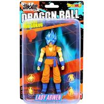 Dragon Ball Z Super Saiyan God Goku Shodo Dragonball Bandai