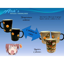 Taza Magica Dragon Ball Esferas Shen Long