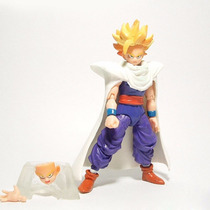 Gohan Figura De Accion Dragon Ball Z Piezas Intercambiables