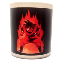 Tazas Mágicas Goku Dragon Ball Varios Modelos