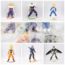 Figuras De Dragon Ball Z Articuladas Set De 6 Envio Gratis