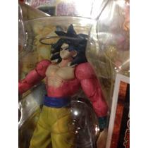 Goku Ss4 Hybrid Action Seminuevo